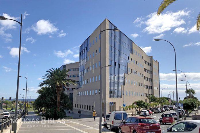 Sede de los Juzgados Santa Cruz de Tenerife. Manuel Expósito. NOTICIAS 8 ISLAS