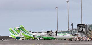 Aeropuerto Tenerife Norte. Manuel Expósito. NOTICIAS 8 ISLAS