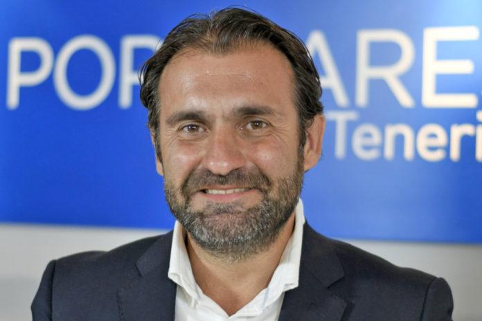 Manuel Fernández Vega, Secretario General del PP de Tenerife. Cedida. NOTICIAS 8 ISLAS