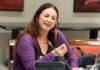 María del Río, presidenta del Grupo Parlamentario Sí Podemos Canarias. Cedida. NOTICIAS 8 ISLAS