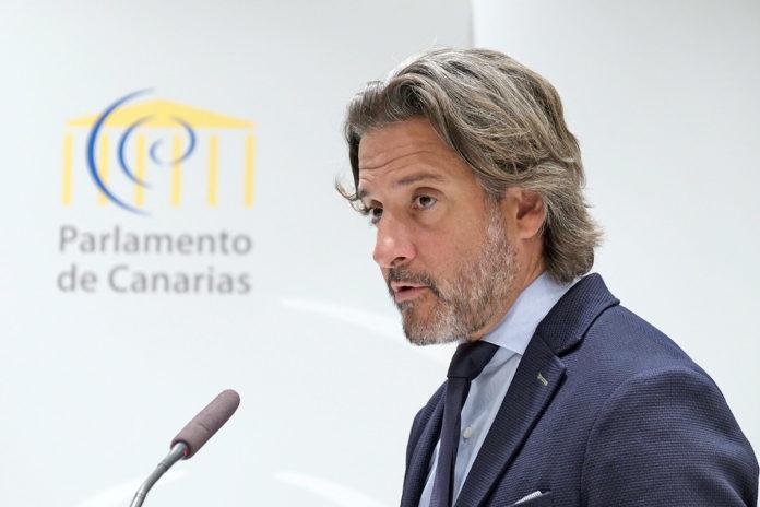 Gustavo Matos, presidente de la Cámara. Cedida. NOTICIAS 8 ISLAS