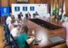 Un momento de la rueda de prensa de la presentación de la iniciativa. Cedida. NOTICIAS 8 ISLAS