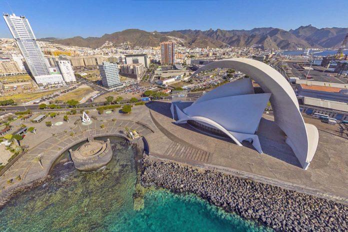 Vista parcial de Santa Cruz de Tenerife. Cedida. NOTICIAS 8 ISLAS