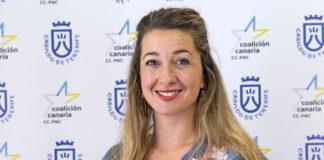 Verónica Meseguer Portavoz adjunta de CC-PNC. Cedida. NOTICIAS 8 ISLAS