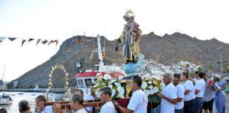 Embarcación Virgen del Carmen en Valleseco. NOTICIAS 8 ISLAS
