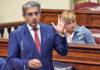 Román Rodríguez, vicepresidente canario y consejero de Hacienda, Presupuestos y Asuntos Europeos. Cedida. NOTICIAS 8 ISLAS.