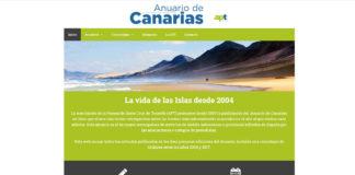 Web Anuario de Canarias. Cedida. NOTICIAS 8 ISLAS.