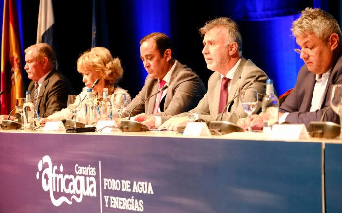El presidente de Canarias, Ángel Víctor Torres, en el Congreso. Cedida. NOTICIAS 8 ISLAS.