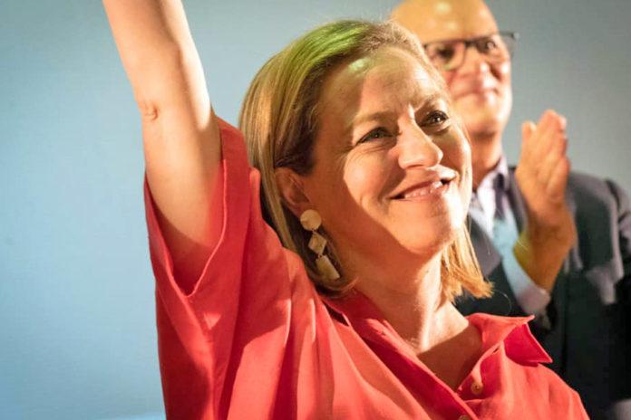 Ana Oramas, candidata de Coalición Canaria-Partido Nacionalista Canario-Nueva Canarias al Congreso de los Diputados. Cedida. NOTICIAS 8 ISLAS.