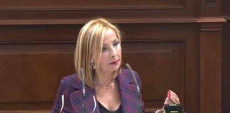 Australia Navarro, presidenta del Partido Popular de Canarias. Cedida. NOTICIAS 8 ISLAS.