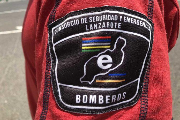 Bomberos de Lanzarote. Cedida. NOTICIAS 8 ISLAS.