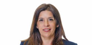 Carmen Hernández, presidenta del grupo parlamentario de Nueva Canarias (NC). Cedida. NOTICIAS 8 ISLAS.