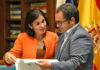 Carolina Darias, consejera de Economía, Conocimiento y Empleo del Gobierno de Canarias. Cedida. NOTICIAS 8 ISLAS.