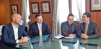 Firma acuerdo de colaboración para la promoción conjunta de la isla de Tenerife. Cedida. NOTICIAS 8 ISLAS.