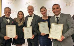 Los hoteles de Tenerife triunfaron anoche en los prestigiosos premios Condé Nast Johansens Awards for Excellence./ Cabildo de Tenerife