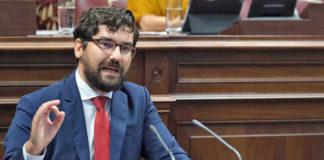 Manuel Martínez, diputado socialista. Cedida. NOTICIAS 8 ISLAS.