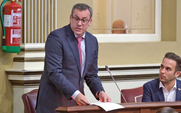 Mauricio Roque, diputado socialista. Cedida. NOTICIAS 8 ISLAS.