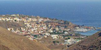 Vista general de San Sebastián de La Gomera. Manuel Expósito. NOTICIAS 8 ISLAS.