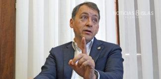 José Manuel Bermúdez, presidente del grupo municipal CC-PNC. Manuel Expósito. NOTICIAS 8 ISLAS.