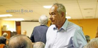 Antonio Plasencia, juicio caso Las Teresitas, octubre de 2016. Manuel Expósito. NOTICIAS 8 ISLAS.