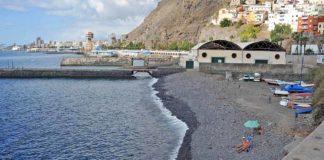 Playa de Valleseco, S/C. de Tenerife. Manuel Expósito. NOTICIAS 8 ISLAS.