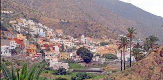 Vista general de Vallehermoso. Manuel Expósito. NOTICIAS 8 ISLAS.