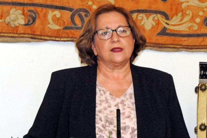 María Reyes Henríquez, concejala de CC. Cedida. NOTICIAS 8 ISLAS.