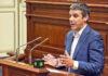 Narvay Quintero, diputado del Grupo Nacionalista Canario. Cedida.NOTICIAS 8 ISLAS.
