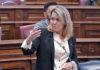 Alicia Vanoostende, consejera de Agricultura, Ganadería y Pesca. Cedida. NOTICIAS 8 ISLAS.