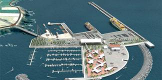 Infografía del Puerto de Fonsalía. Cabildo de Tenerife. NOTICIAS 8 ISLAS.