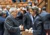 Gustavo Matos, presidente de los parlamentos y asambleas regionales europeos. Cedida. NOTICIAS 8 ISLAS.