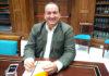 Ricardo Fernández de La Puente, El diputado de Ciudadanos (Cs). Cedida. NOTICIAS 8 ISLAS.