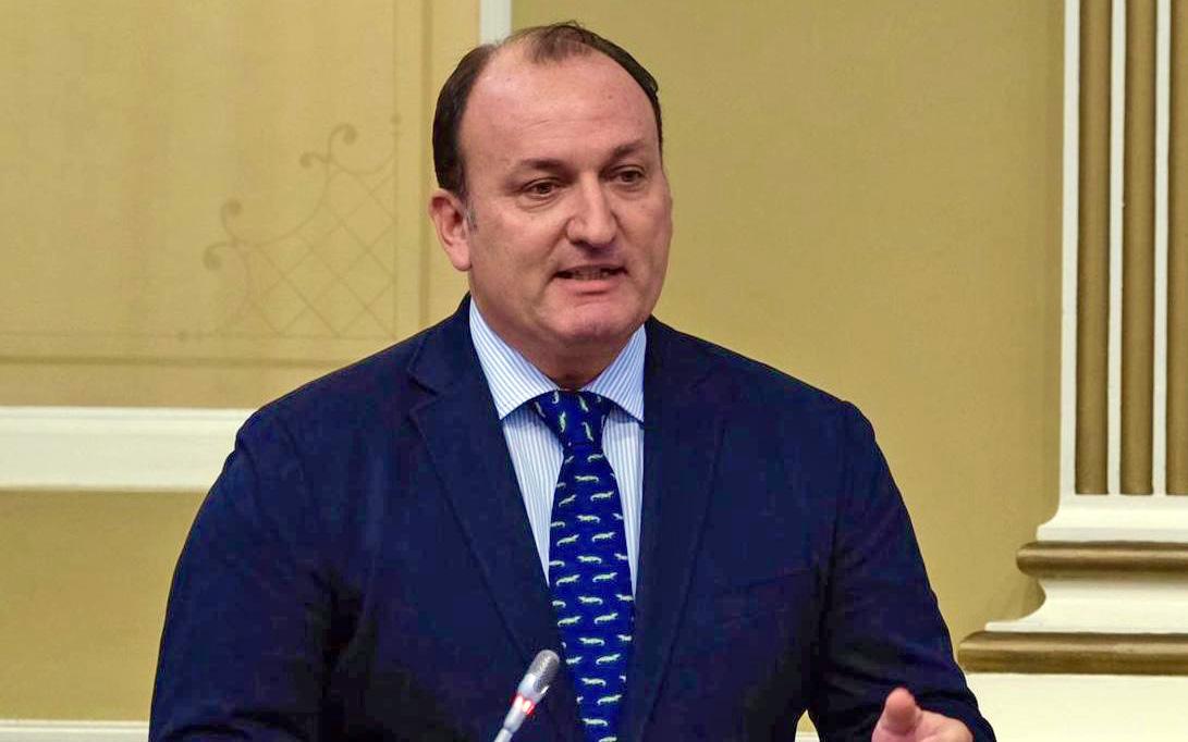 Resultado de imagen de El diputado de Ciudadanos (Cs) en el Parlamento de Canarias, Ricardo Fernández de La Puente