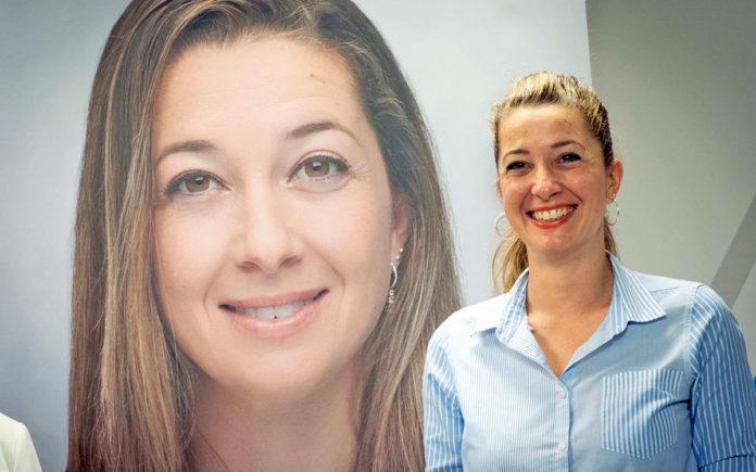 Verónica Meseguer, candidata al Senado de Coalición Canaria-PNC-NC por Tenerife. Cedida. NOTICIAS 8 ISLAS.
