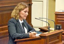La diputada socialista Rosa Bella Cabrera. Cedida. NOTICIAS 8 ISLAS.