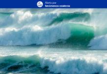 Alerta por Fenómenos Costeros en Canarias. Cedida. NOTICIAS 8 ISLAS.