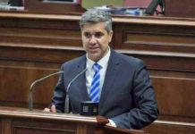 Jesús Ramos, diputado del Grupo Parlamentario Agrupación Socialista Gomera. Cedida. NOTICIAS 8 ISLAS.