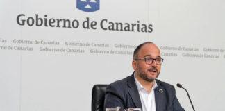 José Antonio Valbuena, Econsejero responsable del Área. Cedida. NOTICIAS 8 ISLAS.