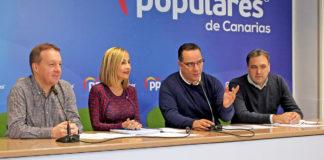 Poli Suárez ha presentado las 17 enmiendas. Cedida. NOTICIAS 8 ISLAS.