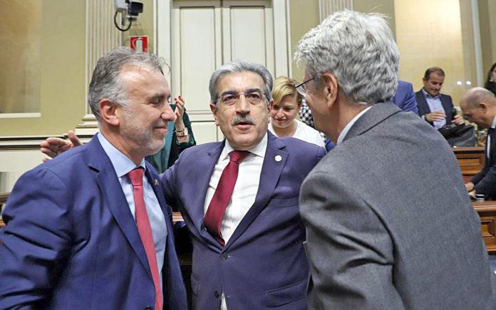 Aprobación de la Ley de Presupuestos Generales de Canarias para 2020. Cedida. NOTICIAS 8 ISLAS.