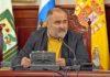 Escolástico Gil, alcalde de El Rosario. Cedida. NOTICIAS 8 ISLAS.