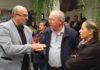 Anselmo Pestana y Susana Machin en la Escuela Insular de Artesanía. Cedida. NOTICIAS 8 ISLAS.