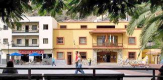 Ayuntamiento Vallehermoso. Cedida. NOTICIAS 8 ISLAS.