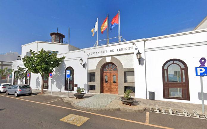 Ayuntamiento de Arrecife. Google. NOTICIAS 8 ISLAS.