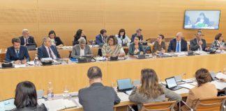 Sesión plenaria del Cabildo de Tenerife. Cedida. NOTICIAS 8 ISLAS.