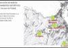 Mapa de ubicación de las nuevas instalaciones. Cedida. NOTICIAS 8 ISLAS.