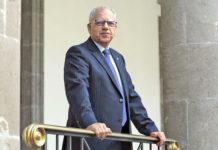 Casimiro Curbelo, Presidente del Cabildo de La Gomera y portavoz de ASG en el Parlamento de Canarias. Cedida. NOTICIAS 8 ISLAS.