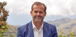 Emiliano Coello, alcalde de Vallehermoso. Cedida. NOTICIAS 8 ISLAS.