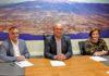 Rúbrica del acuerdo con Dinosol Supermercados S.L. Cedida. NOTICIAS 8 ISLAS.