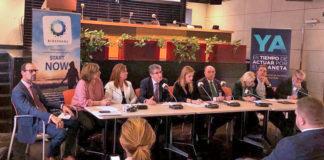 Jornada en la Conferencia contra el cambio climático. Cedida. NOTICIAS 8 ISLAS.